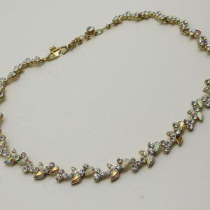 Givenchy Vintage Crystal Necklace